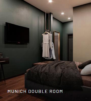 Munich double room