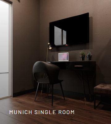 Munich single room